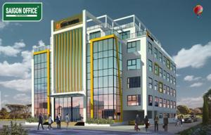 BCONS TOWER II - OFFICE FOR LEASE IN BINH THANH DISTRICT