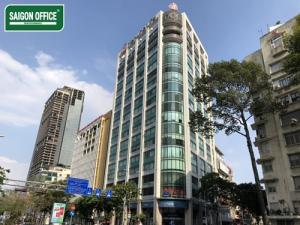 Ruby Tower - Office for lease in District 1 Hochiminh City
