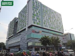 Republic plaza - Retail for lease in district 1 Hochiminh City