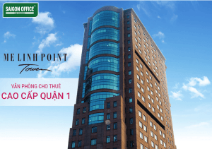 ME LINH POINT TOWER - RETAIL LEASING