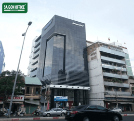 SAIGONBUS BUILDING - OFFICE FOR LEASE IN DISTRIC 5