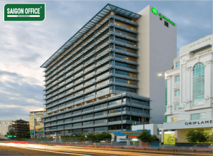 CENTRE POINT Building - Office for lease in Phu Nhuan district Ho Chi Minh City