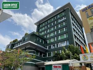 TUOI TRE Building - Office for lease in Phu Nhuan district