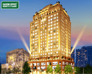 GOLDEN KING TOWER - RETAIL AND OFFICE LEASING IN DISRTICT 7