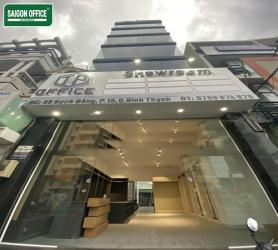 TP OFFICE BUILDING - OFFICE FOR LEASE IN BINH THANH DISTRICT