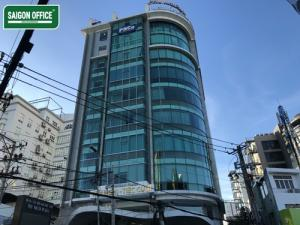 PNCO Plaza - Office for lease in Phu Nhuan district HCMC