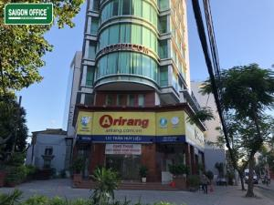 ARIRANG Building - Office for lease in Phu Nhuan District  Ho Chi Minh City