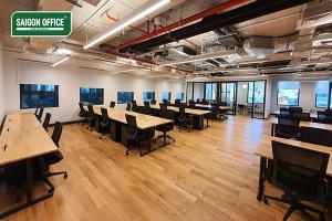 Cho thuê văn phòng trọn gói Quận 1 tại tòa nhà Lim III